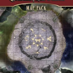 Mapa RPG Gamemastery Map Pack: Extra-Dimensional Space