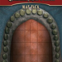 Mapa RPG Gamemastery Map Pack: Swallowed Whole